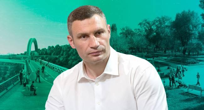 Политолог: у Кличко появился шанс одержать победу уже в первом туре