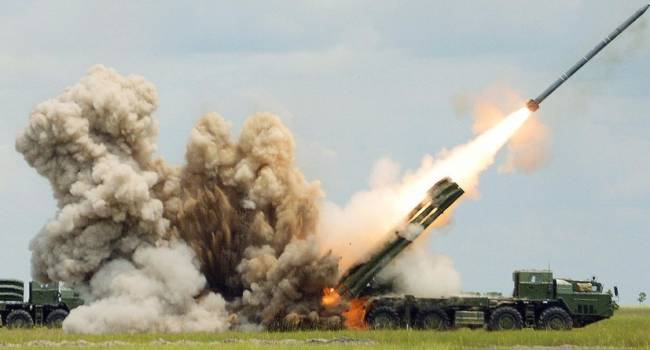 «После взрыва началась детонация боекомплекта»: Азербайджан уничтожает армянские РСЗО «Град»