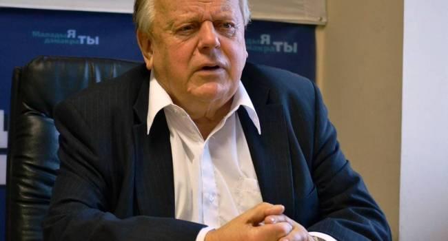 Шушкевич: Зачем Москве такая огромная империя? Ну не хватает в России своего интеллекта, нужно добавить украинского и белорусского