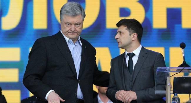Голобуцкий: Зеленский признался, что он выезжает на ресурсах, которые накопила или выбила из кого-то команда Порошенко