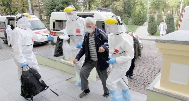 «Коронавирус уже начали ставить по рентгену»: журналист рассказал об отсутствии тестирования в Украине