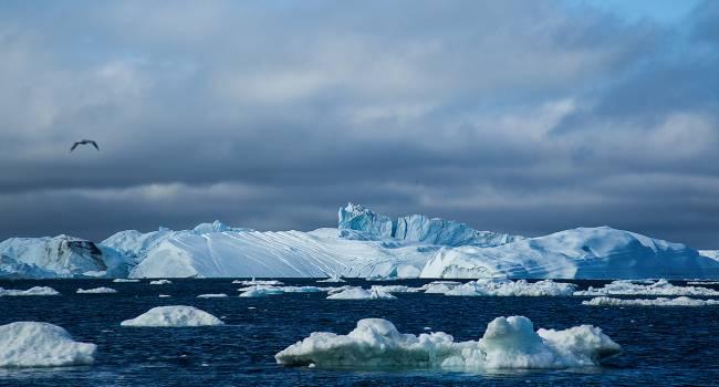 Впервые за всю историю наблюдений: море Лаптевых не покрылось льдом