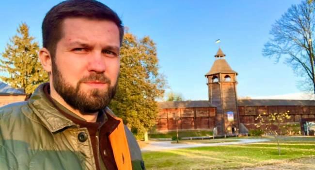 Семен Кабакаев: обязательно побывайте в Батурине – это место украинской силы