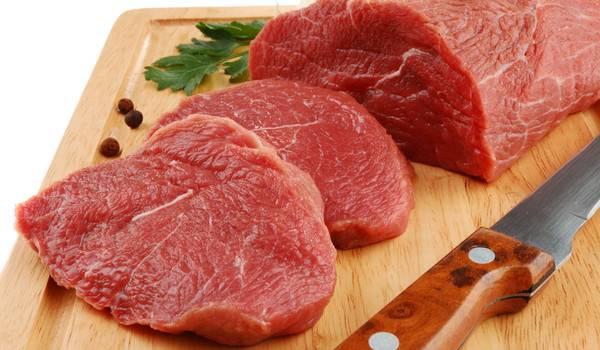 Красное мясо вредит вашему здоровью: тренер развенчал миф