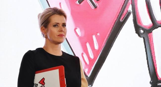 Белорусская оппозиционерка Цепкало отказалась согласиться с тем, что Россия оккупировала Крым