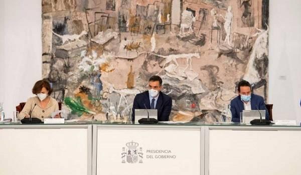 Испания повторно ввела режим ЧП из-за коронавируса