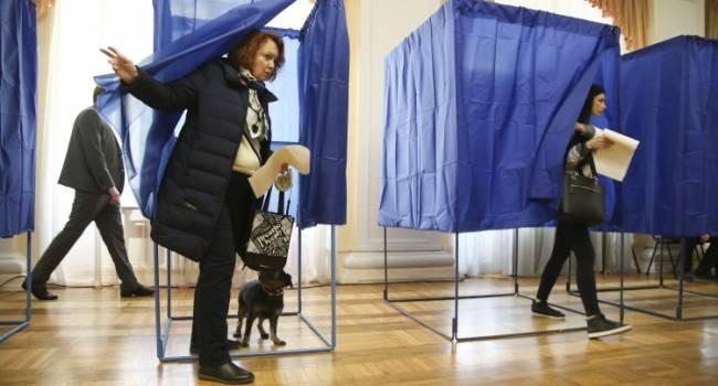 Береза: в Украине избиратель не верит в свою возможность изменить ситуацию в Украине через голосование