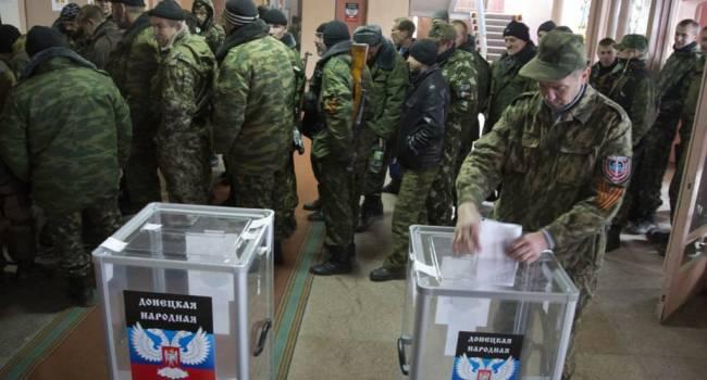 Выборы в ОРДЛО: У Зеленского озвучили требования