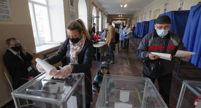 На прошедших местных выборах явка была рекордно низкой за всю историю