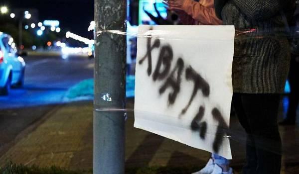 В Беларуси начались забастовки, Лукашенко объявлен народный ультиматум