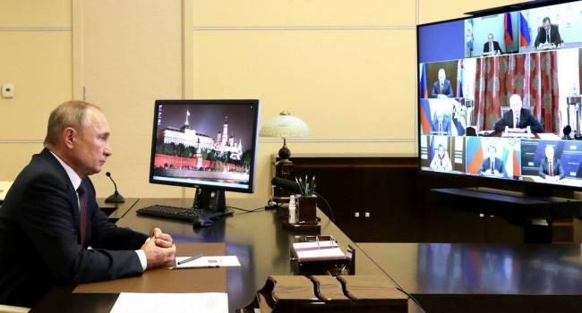 Эйдман: Теперь мировые лидеры знают, что Путин - патологический трус. Надеюсь, и вести себя с ним они будут соответственно