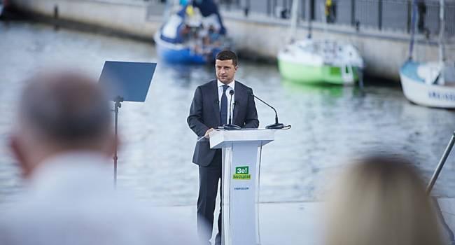 Нусс: в СМИ обнародовали «темники» для «слуг народа», как реагировать на проигрыш партии Зеленского
