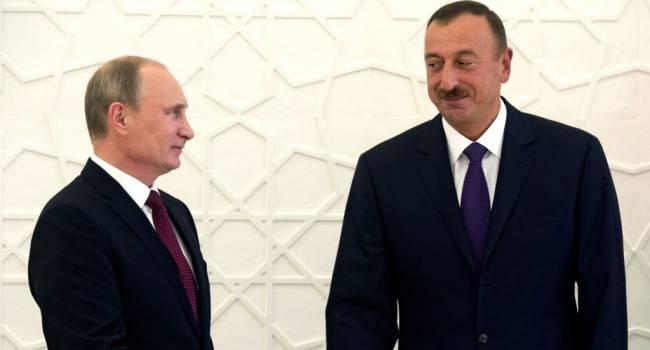 «Вы получите с воздуха…»: Алиев предупредил Путина о беспощадном ударе в случае вмешательства в Карабах