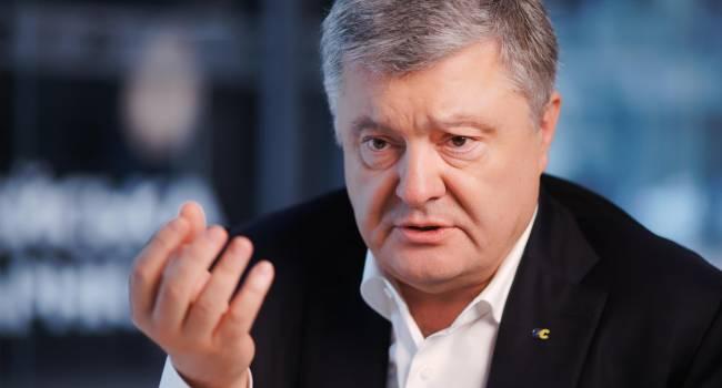 «Противоречат нормам украинской Конституции»: Порошенко прокомментировал слова Зеленского о контроле местной власти