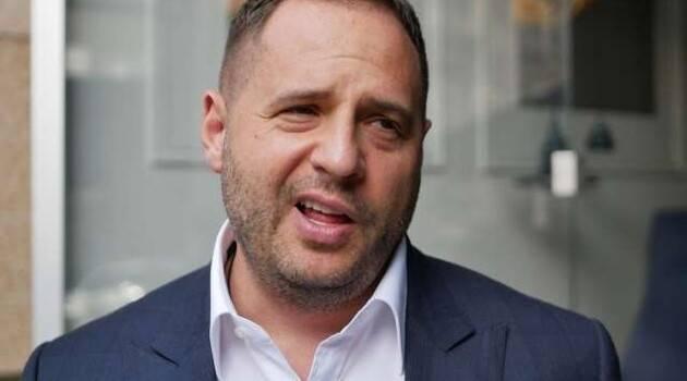 Ермак провел секретные переговоры с Азербайджаном по военному сотрудничеству