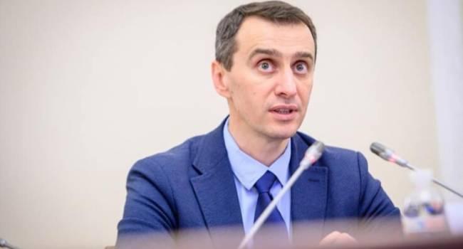 Ляшко: В Украине не успевают проверять тесты на коронавирус