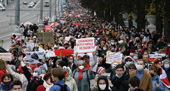 Эксперт: «Скоро по протестующим в Беларуси откроют огонь»