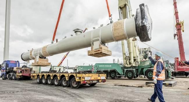 В России планируют пустить первый газ по «Северному потоку-2» уже в начале следующего года