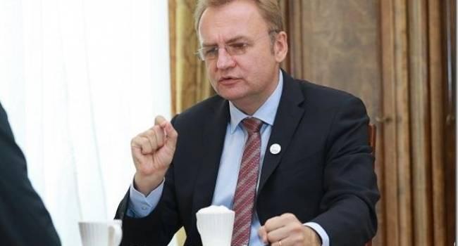 Политолог: если во Львове победит Садовый, ему придется работать без своего большинства в совете