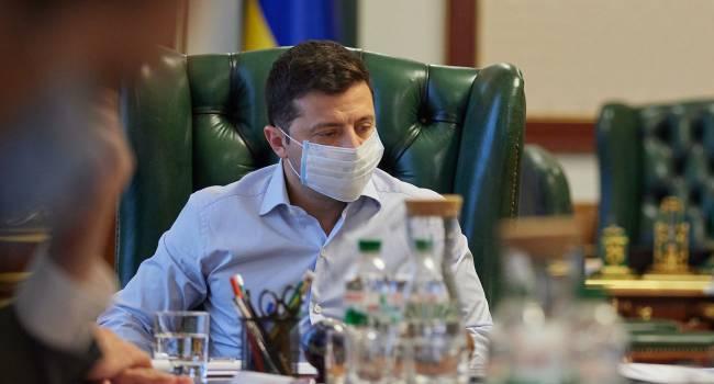 «Нужна политическая перезагрузка»: Золотарёв объяснил, что сейчас необходимо сделать Зеленскому