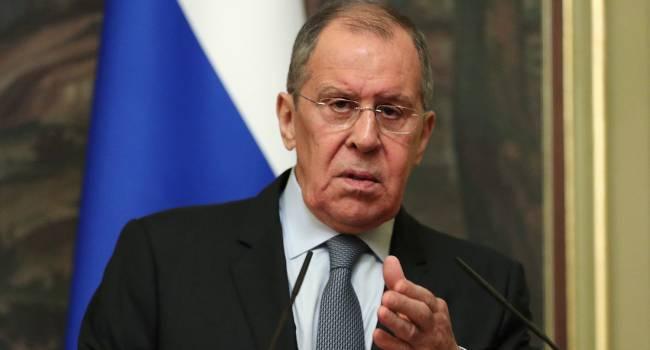 «Иное дело - Россия, да?»: Лавров заявил, что Евросоюз неспособен адекватно оценить происходящее в мире