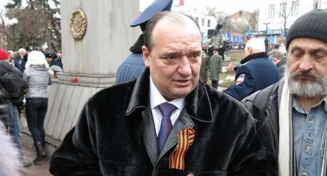 Кабакаев: человек, который совершил государственную измену в 2014 году победил в Кременной Луганской области