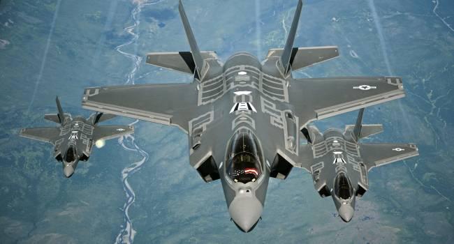 «Лишатся 10 истребителей F-35 и ядерной базы НАТО»: В США решили проучить Турцию за закупку российских ЗРК С-400