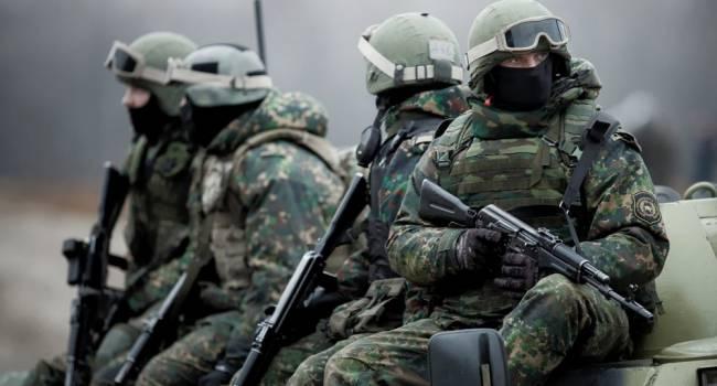 В РФ нагло заявили о переброске спецназа в Карабах через Грузию без разрешения Тбилиси