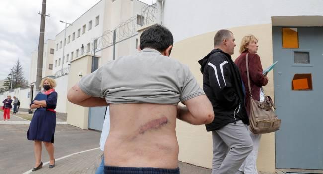 Протесты в Беларуси: Правоохранители открыли более 500 уголовных дел