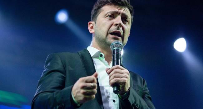«Он врёт, и никакой мир ему не нужен»: Кузьмин раскритиковал политику Зеленского по Донбассу