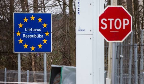 Литва усиливает карантин из-за вспышки коронавируса