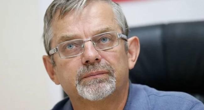 Небоженко: Ни говорливому и жизнерадостному Зеленскому, ни «слугам народа» уже нечего сказать украинцам