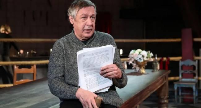 Хорошая тюрьма: Ефремов закатил роскошный ужин в СИЗО