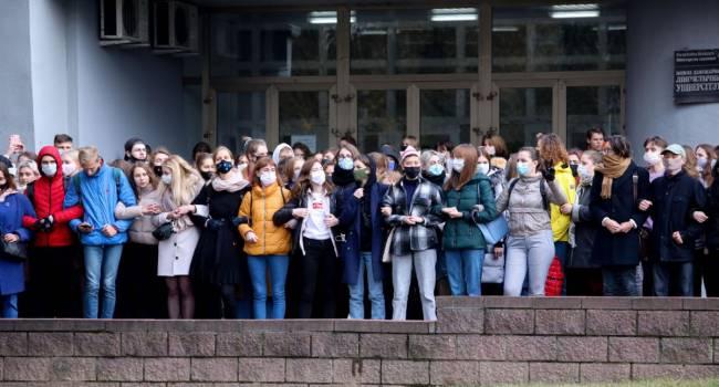 «Реальные масштабы где-то посередине»: политолог рассказал о забастовке в Беларуси