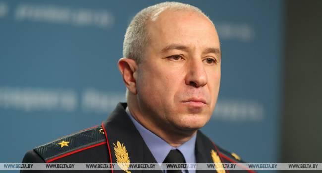 Лукашенко срочно сменил главу МВД Беларуси