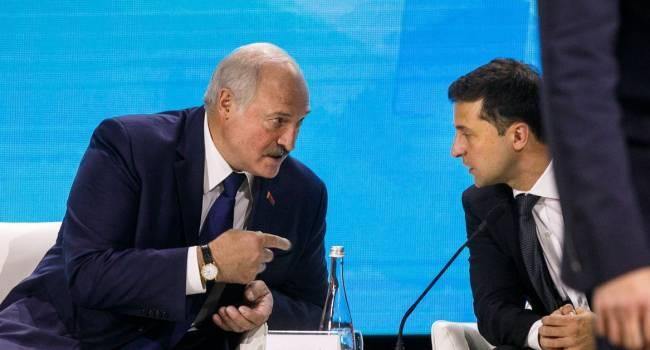«А что в Украине произошло, наш друг Зеленский? Сокрушительное поражение на местных выборах»: Лукашенко посоветовал президенту Украины «не бросать в соседа камнями»