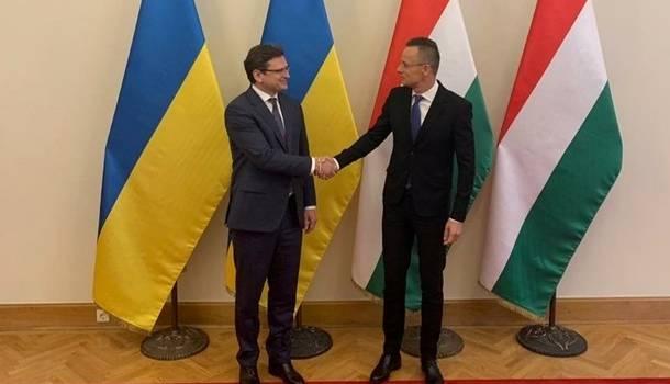 «Исключительно на одном основании»: Кулеба рассказал об условии дальнейшего диалога Киева с Будапештом