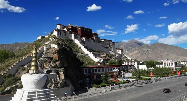 В Тибете началось строительство самого высокогорного в мире дата-центра