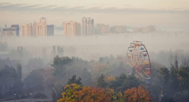 Киев оказался в лидерах по уровню загрязненности городов во всём мире