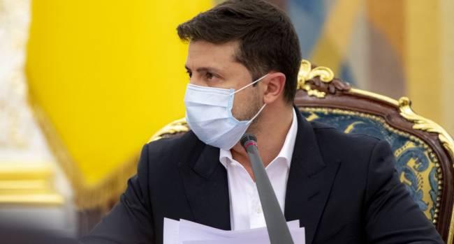 Журналист: законопроект Зеленского про Конституционный Суд можно будет выполнить только «по беспределу»