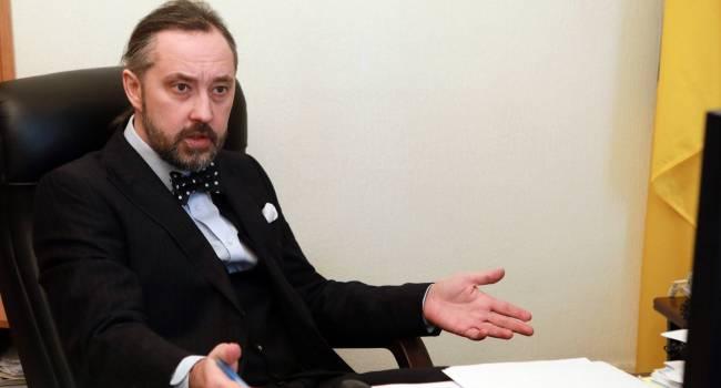 «Мне позвонили, и сказали, что я веду себя неправильно»: Судья КСУ Слиденко заявил, что подал в отставку из-за давления
