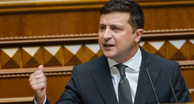 Слиденко: Заявление, сделанное Зеленским в ответ на решение Конституционного суда - это уже основание для открытия в отношении него уголовного производства