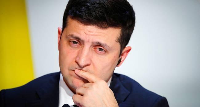 «Зеленского уже списали?»: Сазонов предположил, что в Украине сложился консенсус влиятельных игроков относительно смены власти