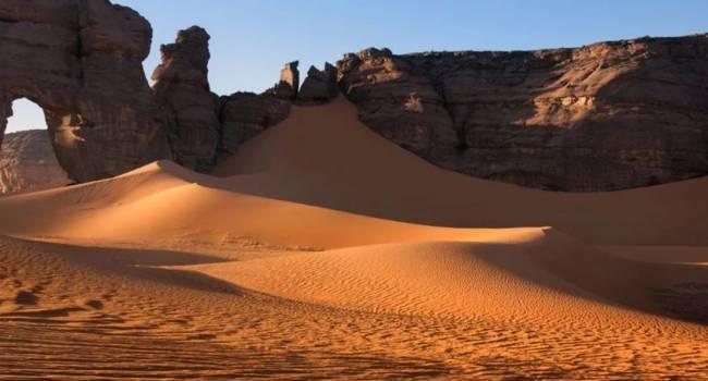 Ученые обнаружили воду в метеорите, упавшем в пустыне Сахара