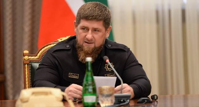 «Кайфует, кутит и разрабатывает законопроекты»: Кадыров потребовал извинений от Жириновского из-за скандала с Макроном
