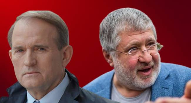 Если действующая власть захочет, то Коломойский уже завтра окажется в тюрьме, а Медведчуку можно напомнить, что он кум врага - мнение