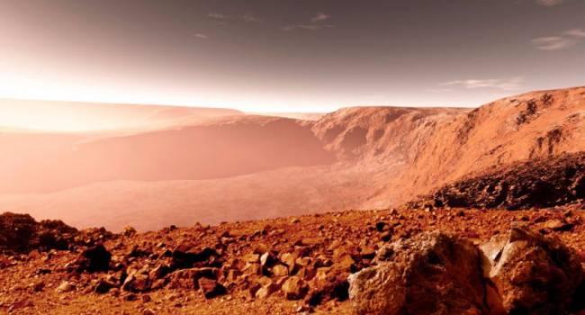 В Британии начали строить проект дома для Марса