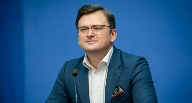 Кулеба: мы готовы вести диалог с лидерами белорусской оппозиции, но есть несколько важных вопросов
