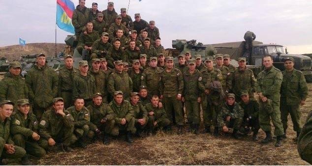 Волонтер: Российские «миротворцы», отправленные Кремлем в Карабах, участвовали в оккупации Крыма, Донбасса и Грузии