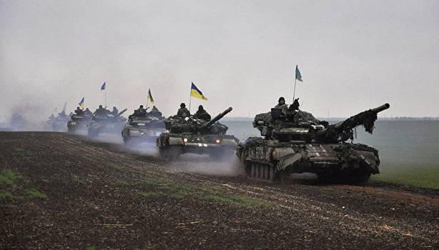 Наемники на Донбассе готовятся к отражению танкового наступления ВСУ